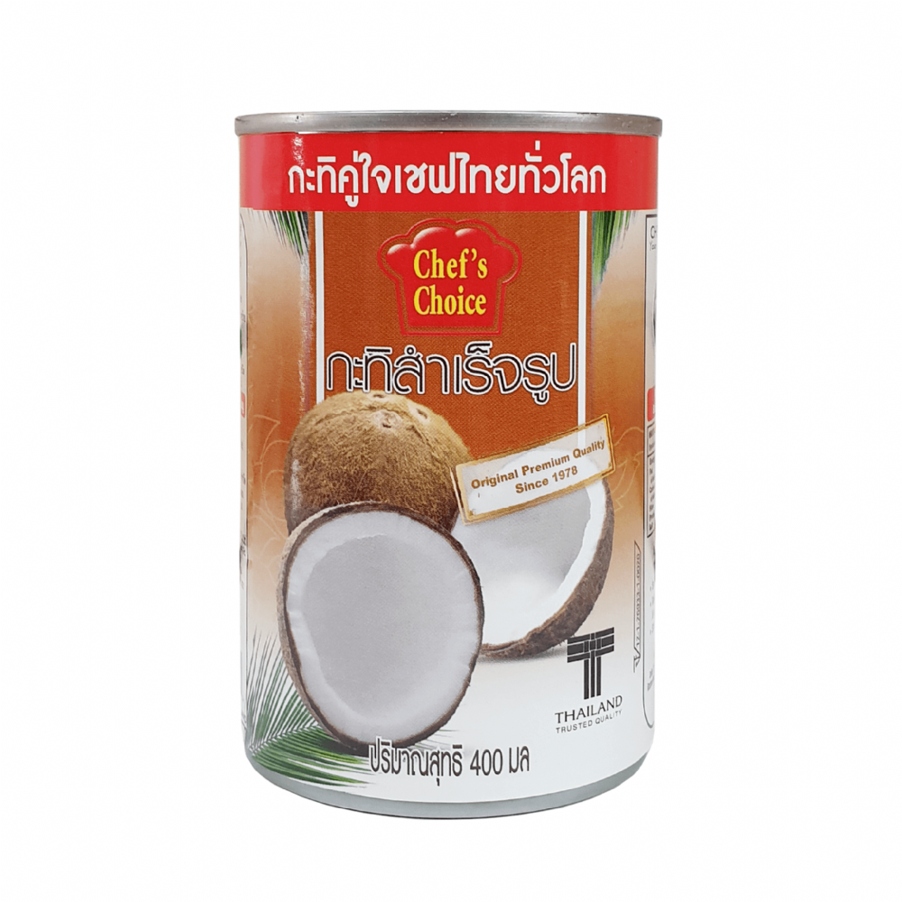 Chef's Choice Coconut Milk 400ml